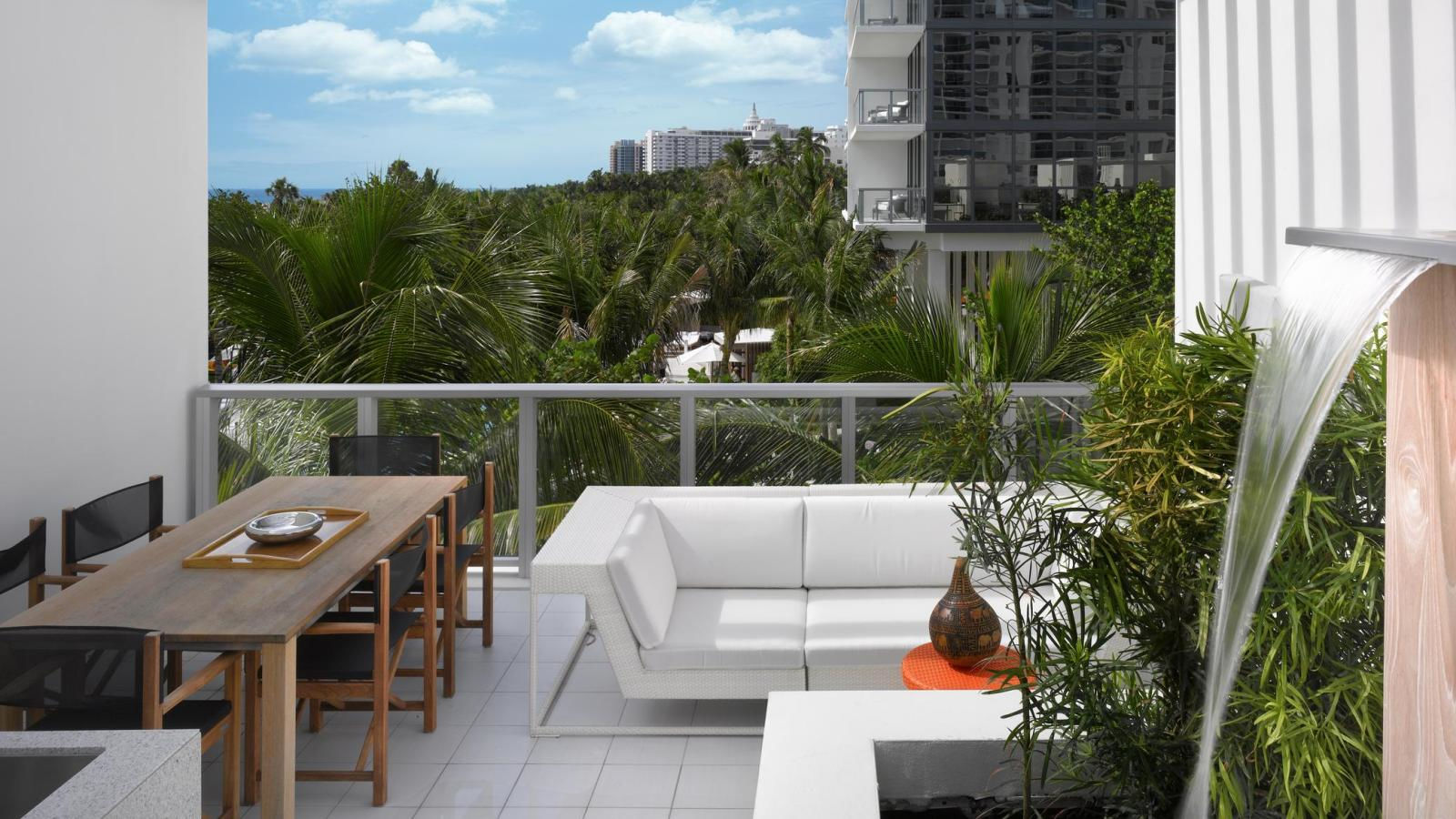 Miami Event Venues - Bungalo W South Beach