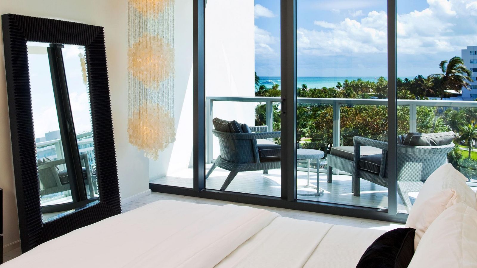 Sensational Ocean View Suite with balcony