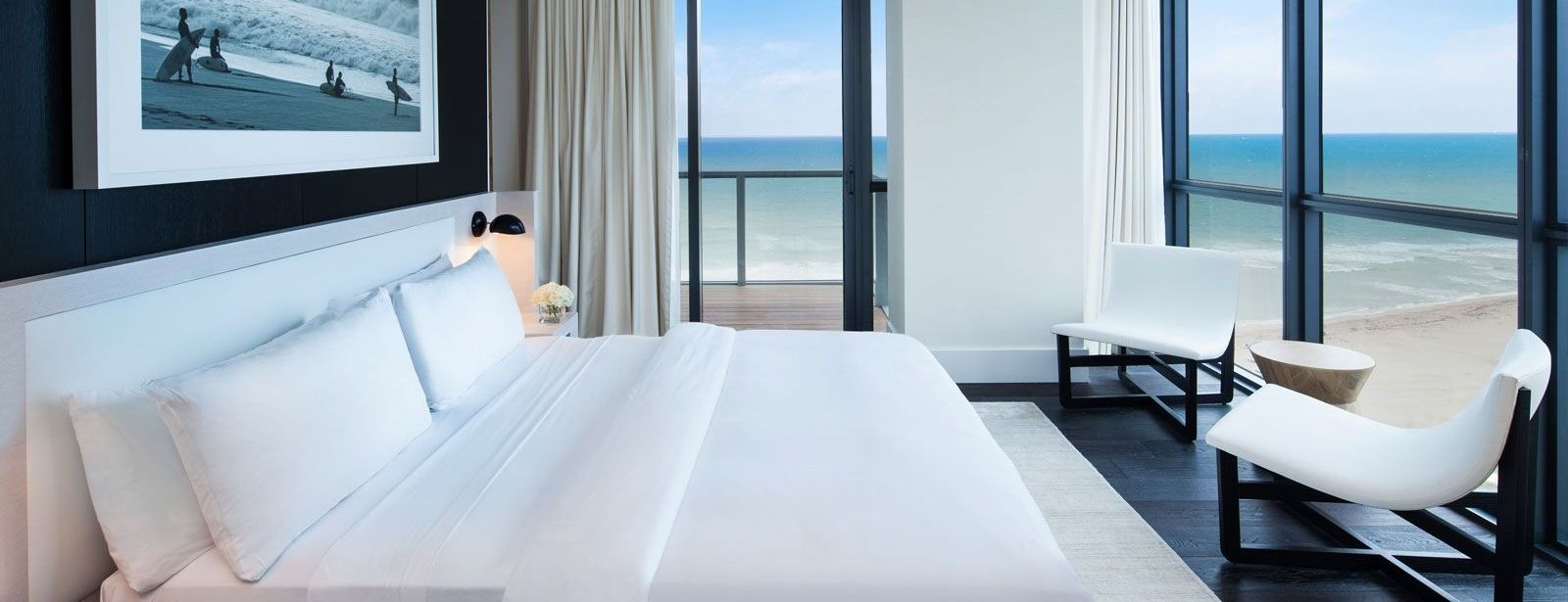 E-Wow Ocean Escape with balcony | W South Beach